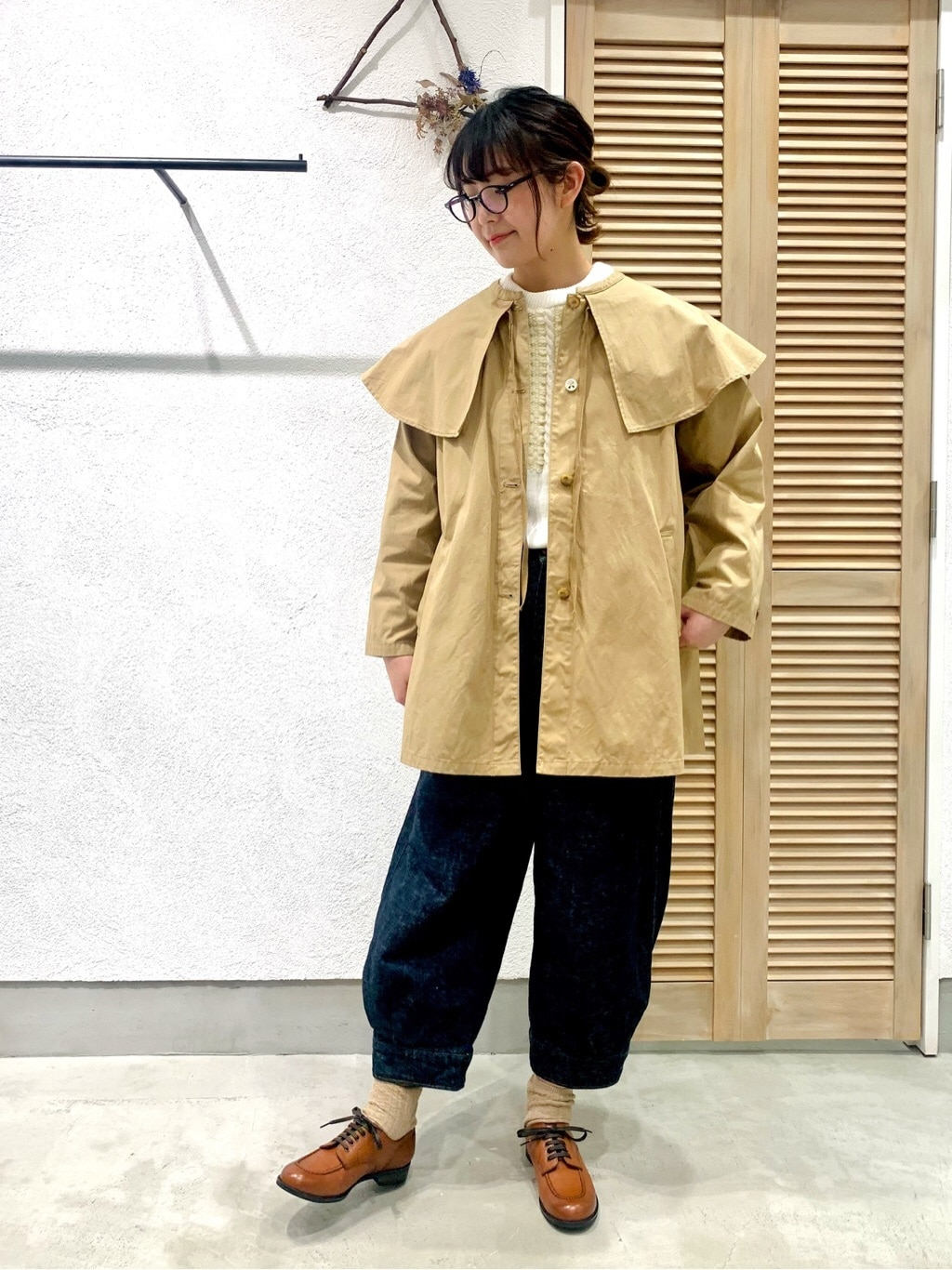 chambre de charme 横浜ジョイナス 身長:162cm 2021.01.12