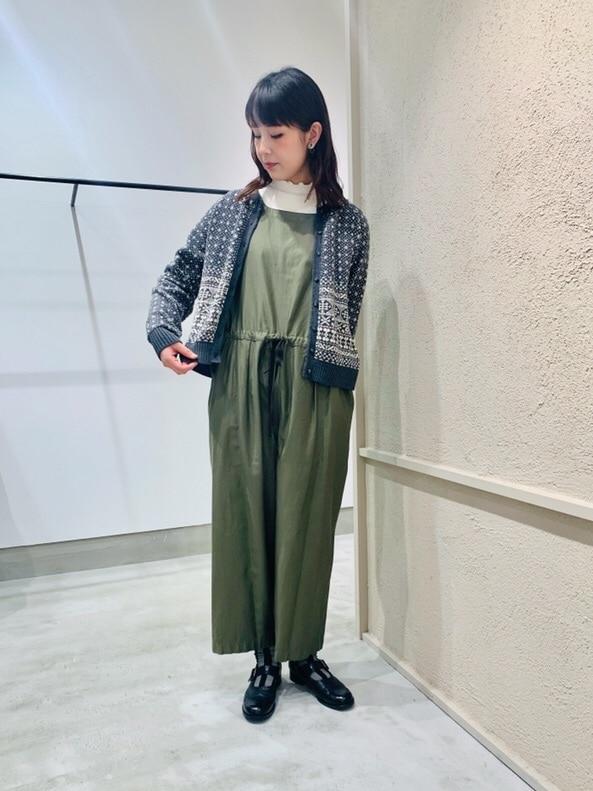 chambre de charme 横浜ジョイナス 身長:162cm 2020.12.11