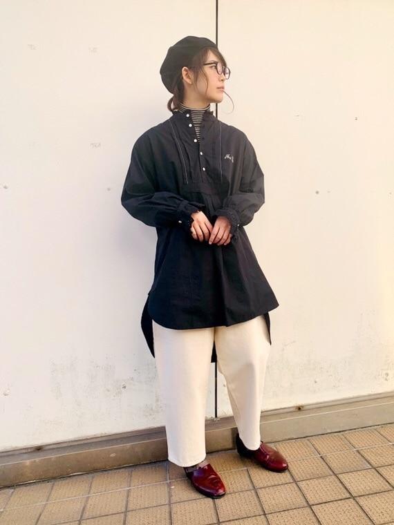 chambre de charme 横浜ジョイナス 身長:162cm 2020.11.17