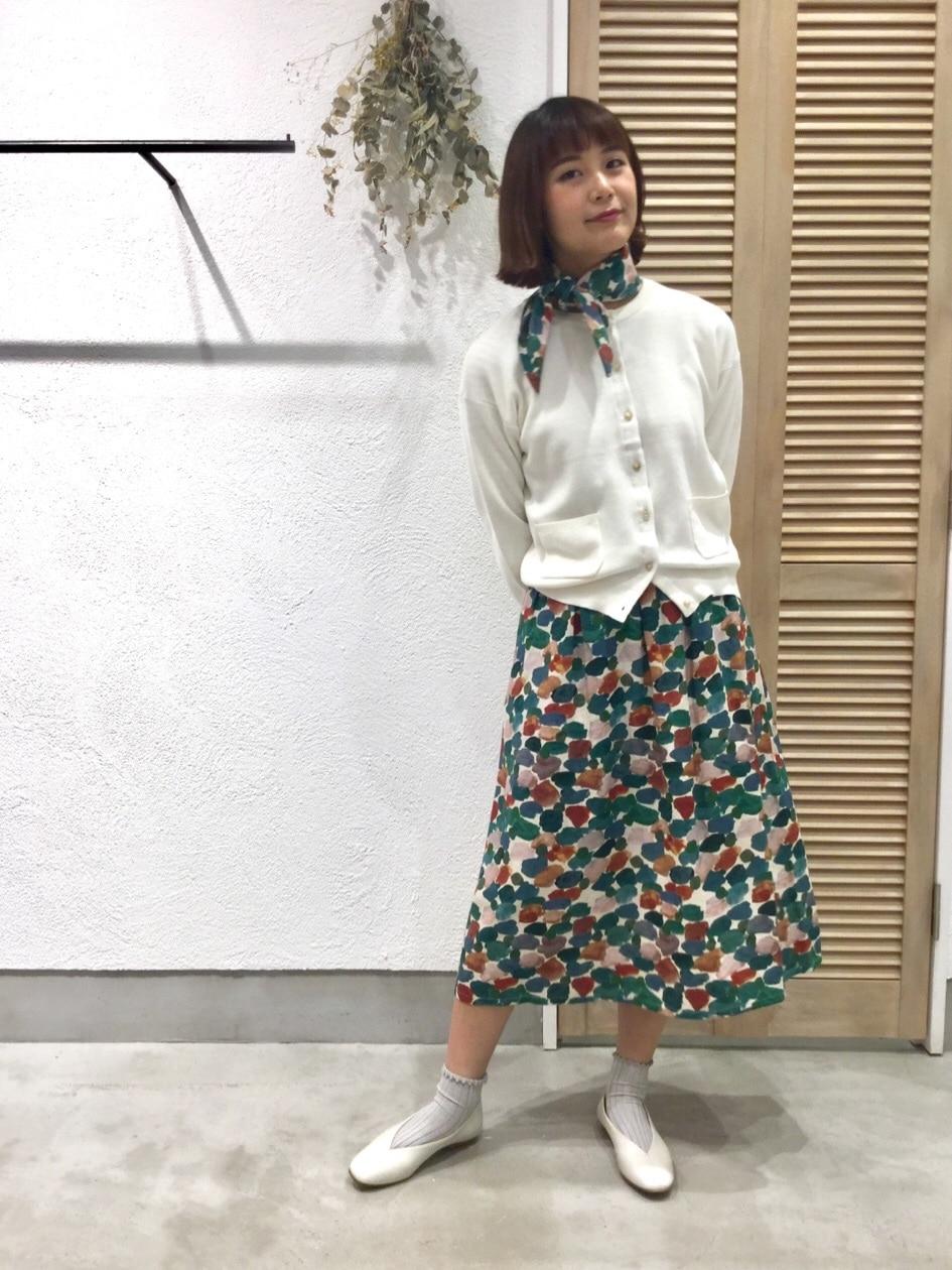 chambre de charme 横浜ジョイナス 身長:162cm 2020.01.28