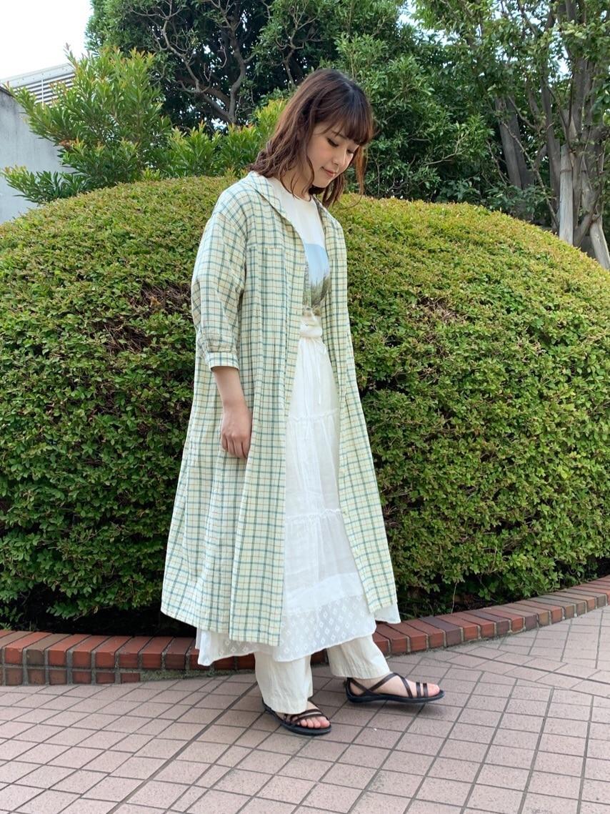 chambre de charme 横浜ジョイナス 身長:162cm 2020.08.18