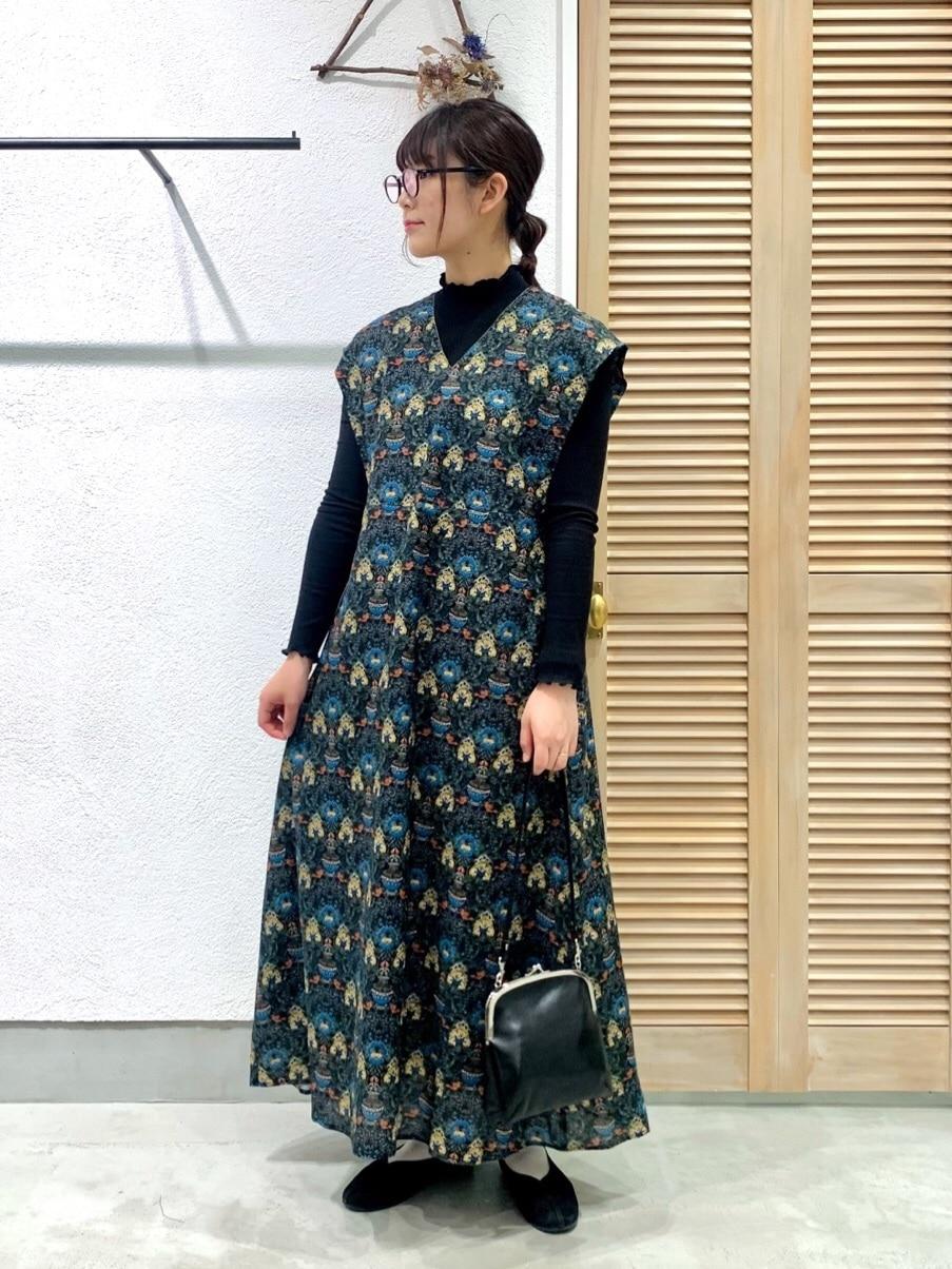 chambre de charme 横浜ジョイナス 身長:162cm 2021.03.17