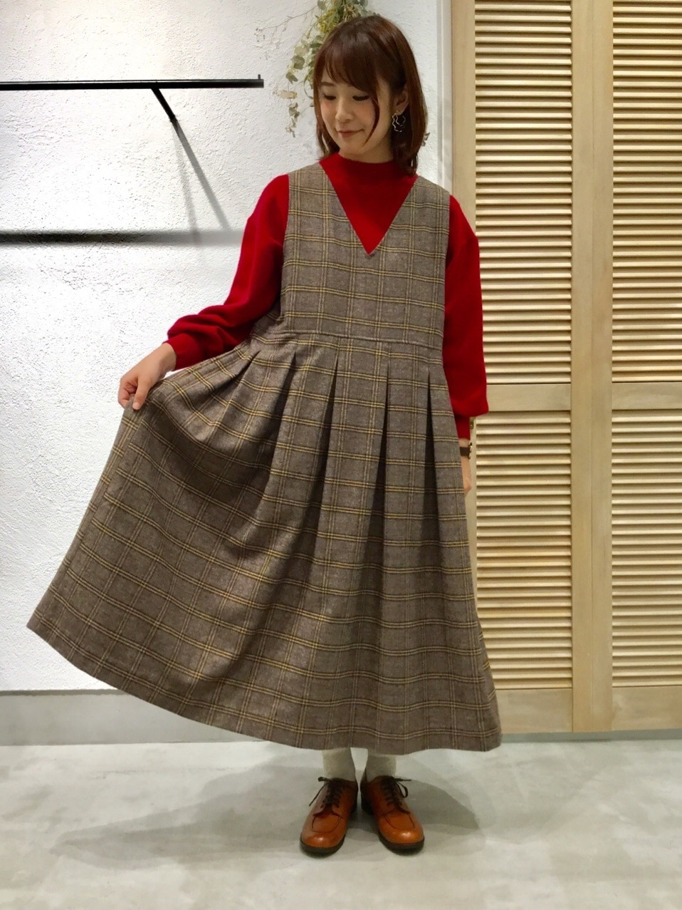 chambre de charme iki 横浜ジョイナス 身長:162cm 2019.11.16
