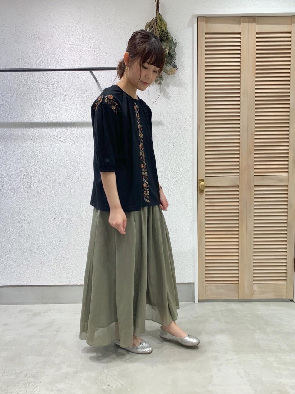 chambre de charme 横浜ジョイナス 身長:162cm 2020.06.11