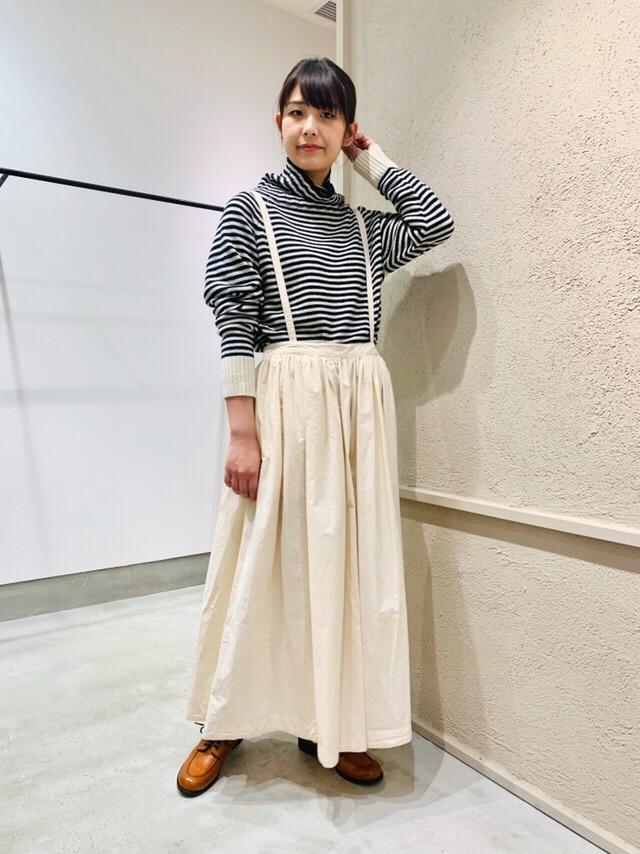chambre de charme 横浜ジョイナス 身長:162cm 2020.10.16