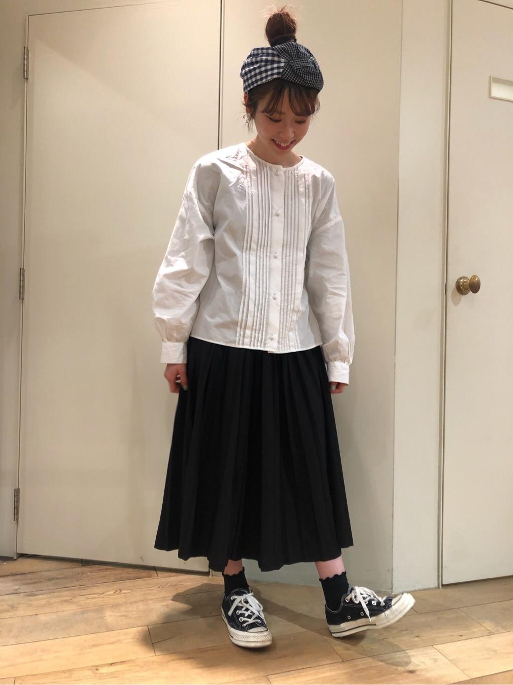 bulle de savon 新宿ミロード 身長:154cm 2020.03.16