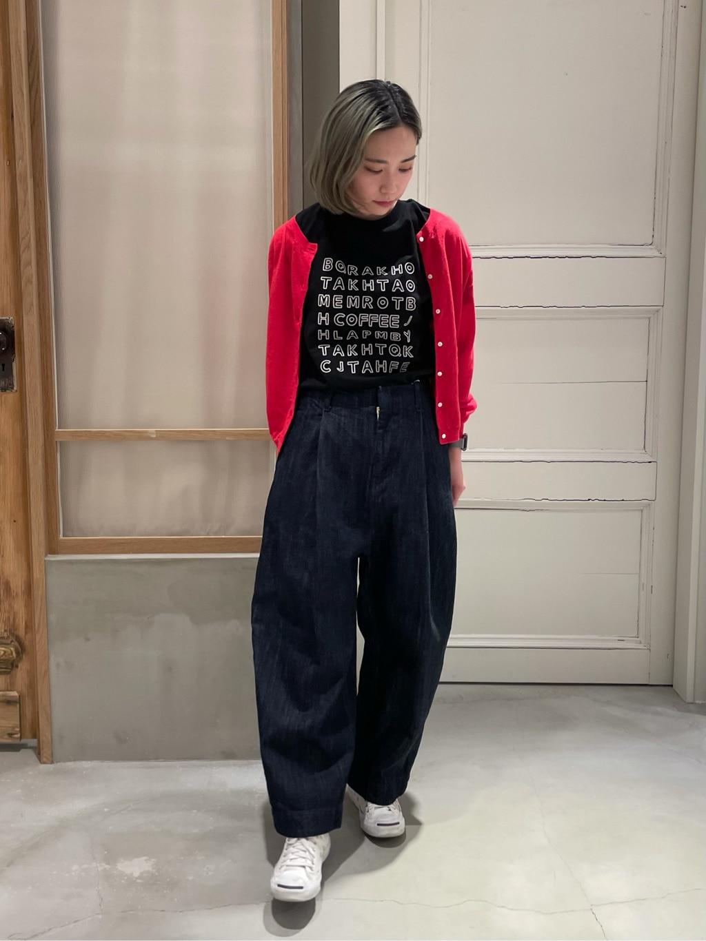 bulle de savon 渋谷スクランブルスクエア 身長:154cm 2021.04.14
