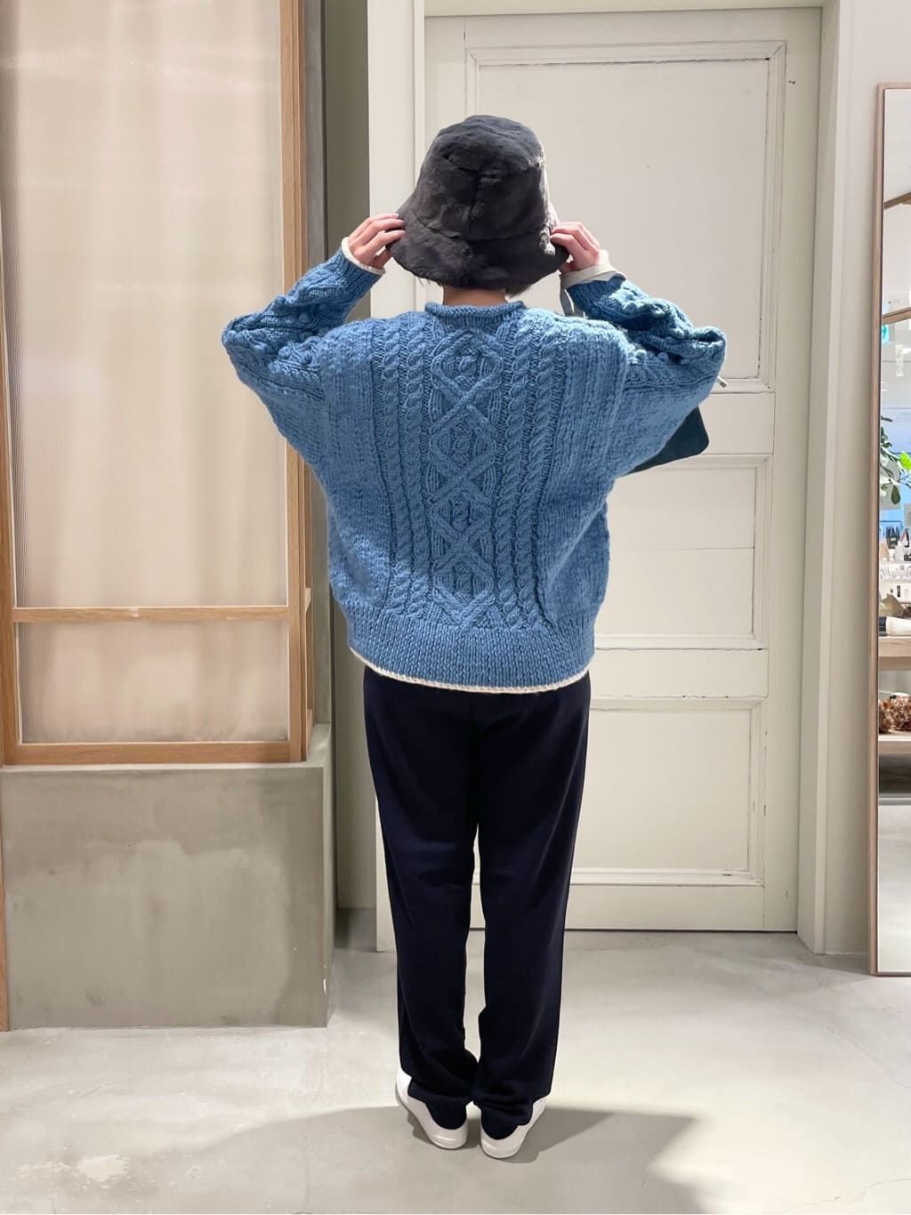 bulle de savon 渋谷スクランブルスクエア 身長:154cm 2021.09.15
