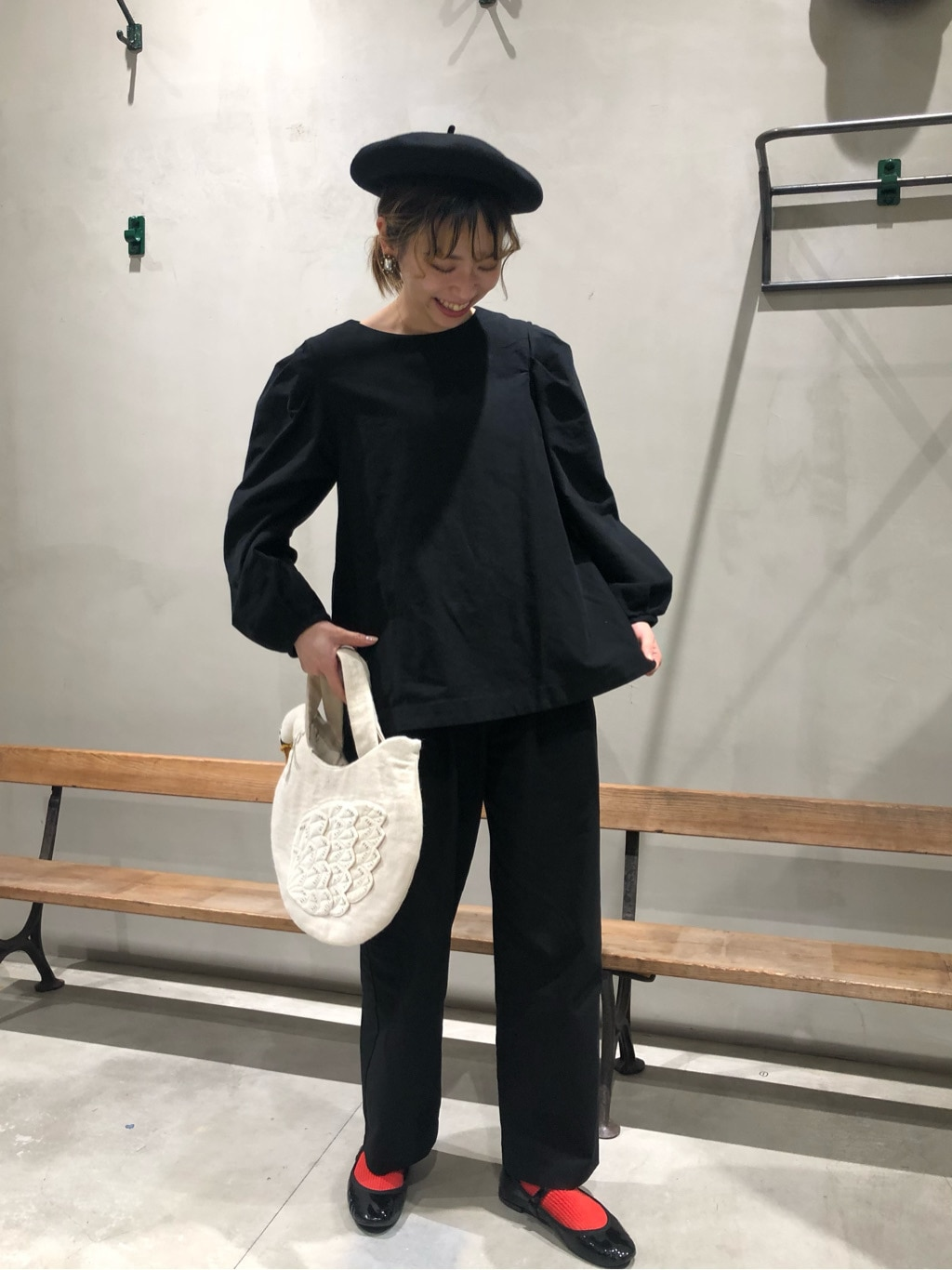 yuni 東急プラザ銀座 身長:154cm 2020.10.19