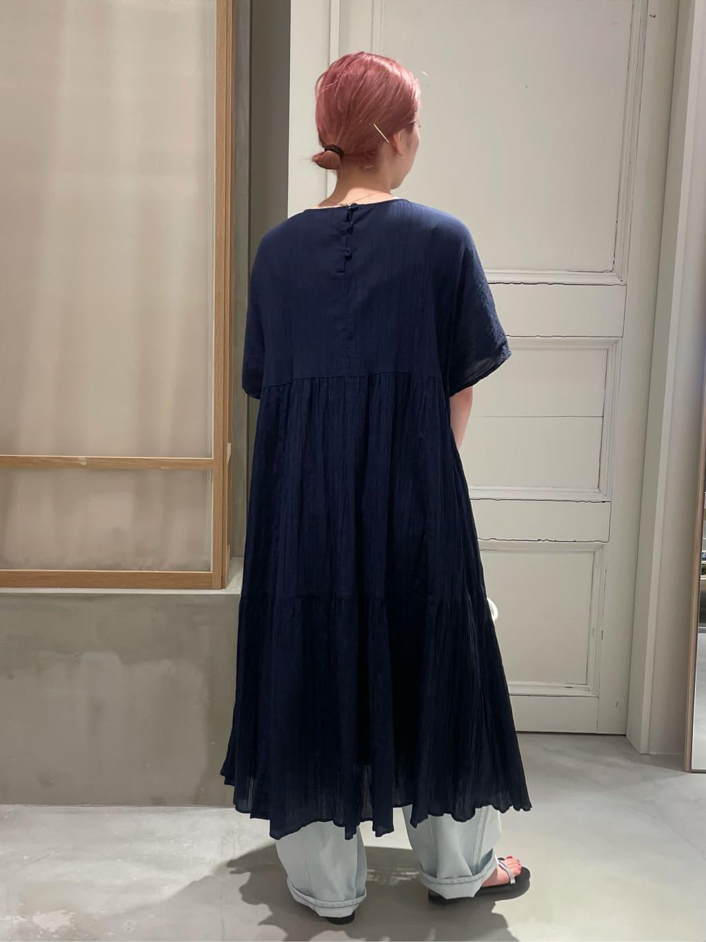 bulle de savon 渋谷スクランブルスクエア 身長:154cm 2021.06.15