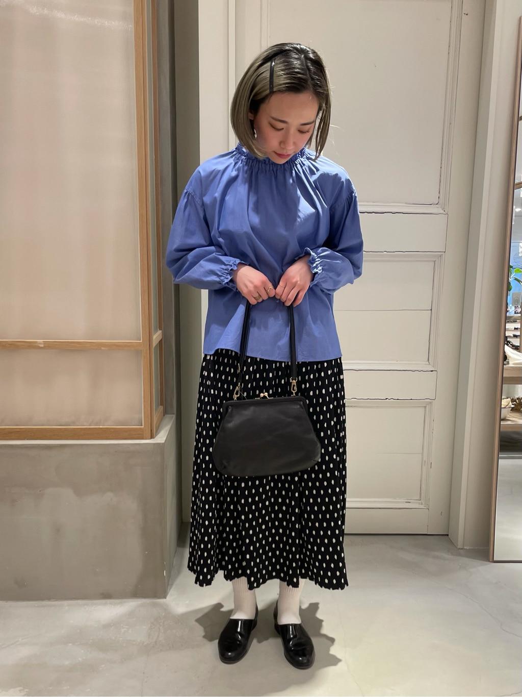bulle de savon 渋谷スクランブルスクエア 身長:154cm 2021.05.06