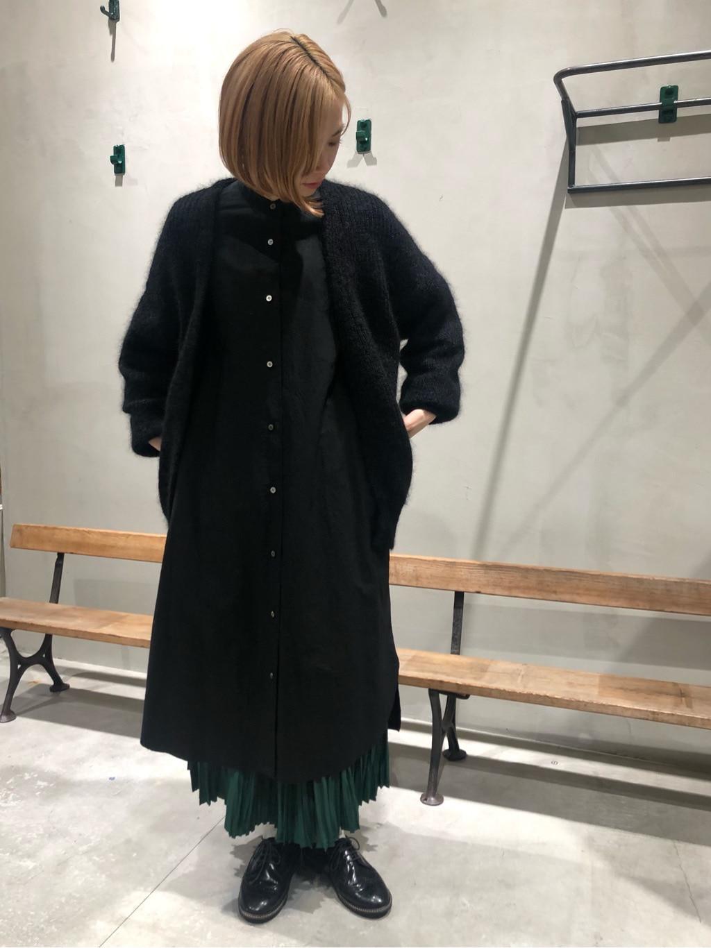 yuni 東急プラザ銀座 身長:154cm 2020.12.18