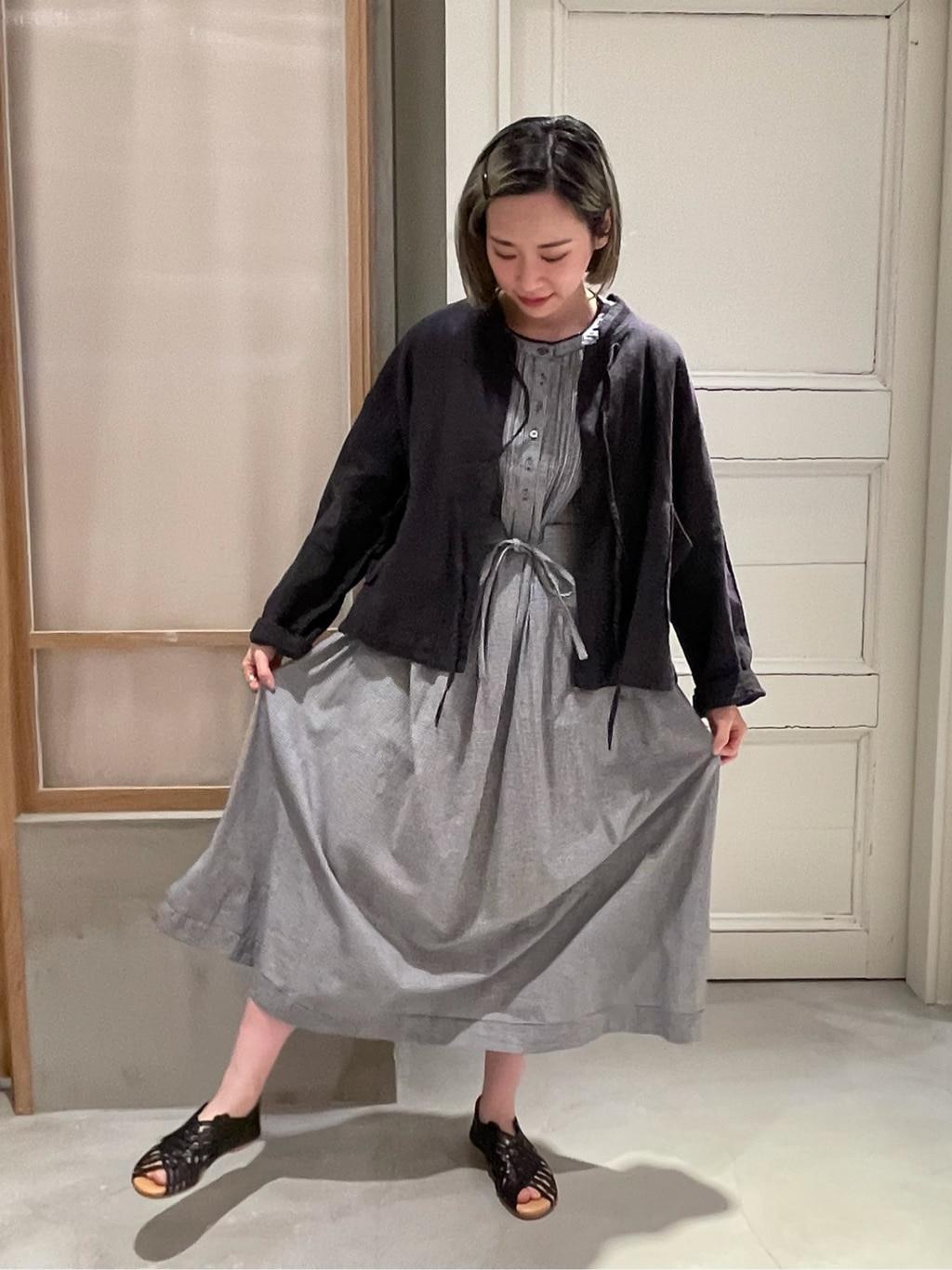 bulle de savon 渋谷スクランブルスクエア 身長:154cm 2021.05.07