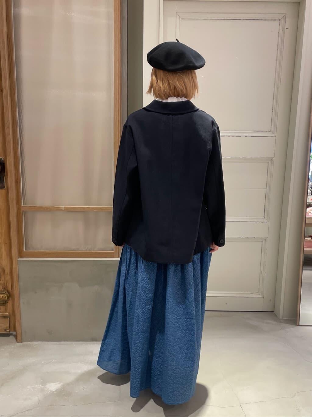 bulle de savon 渋谷スクランブルスクエア 身長:154cm 2021.09.10