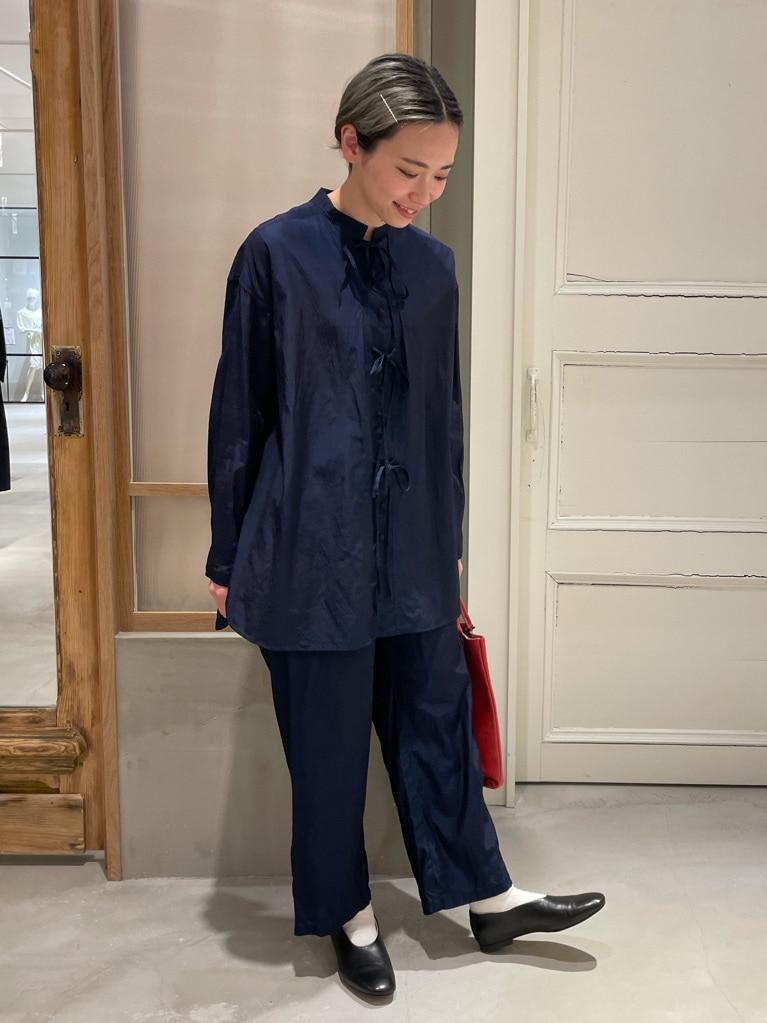 108 yuni / bulle de savon 原宿路面 身長:154cm 2021.04.05