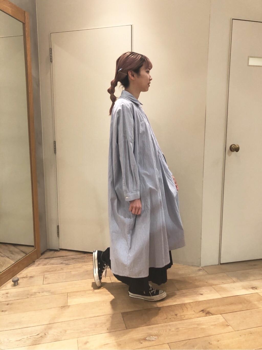 bulle de savon 新宿ミロード 身長:154cm 2020.02.10