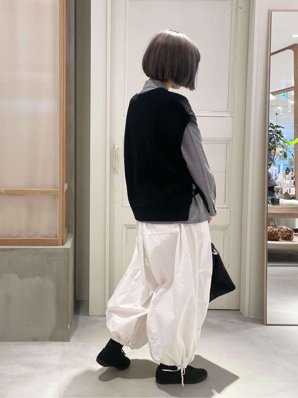 bulle de savon 渋谷スクランブルスクエア 身長:154cm 2021.09.16