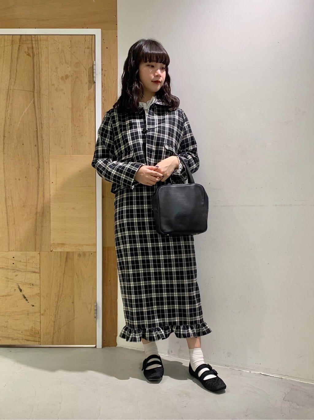 l'atelier du savon 新宿ミロード 身長:159cm 2021.09.18