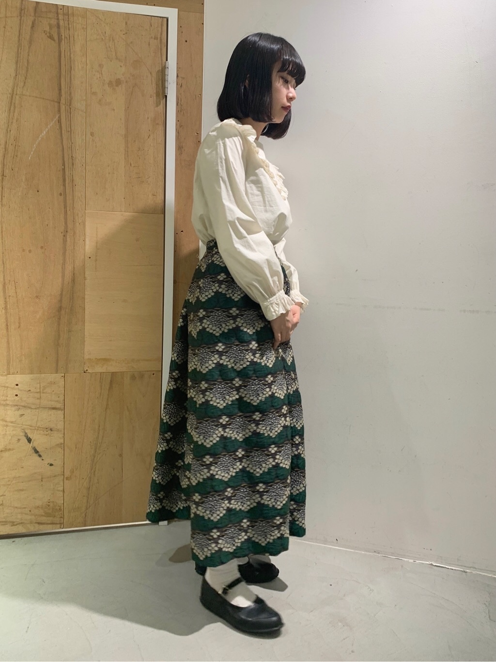 l'atelier du savon 新宿ミロード 身長:159cm 2020.12.17