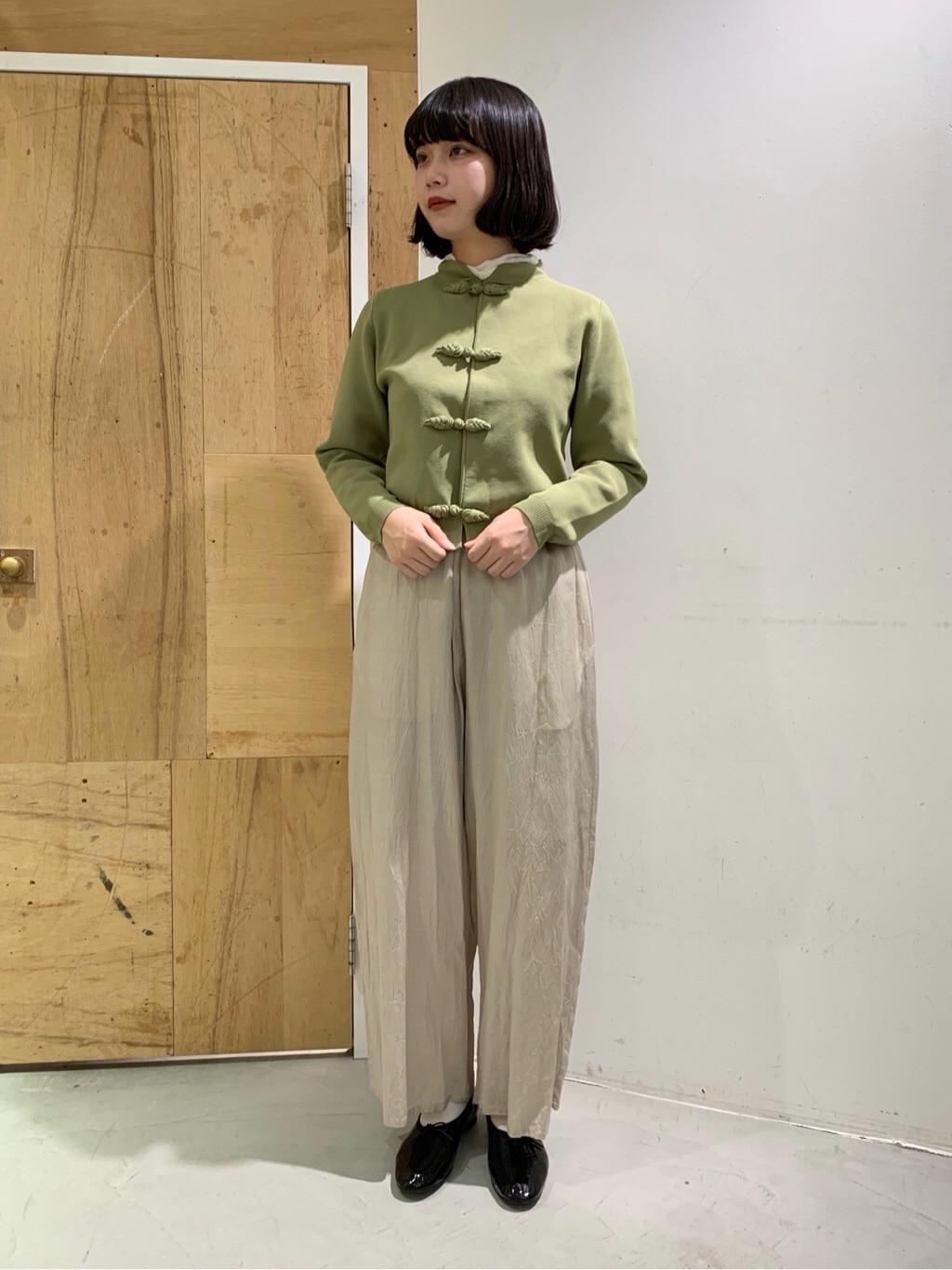 l'atelier du savon 新宿ミロード 身長:159cm 2021.02.24