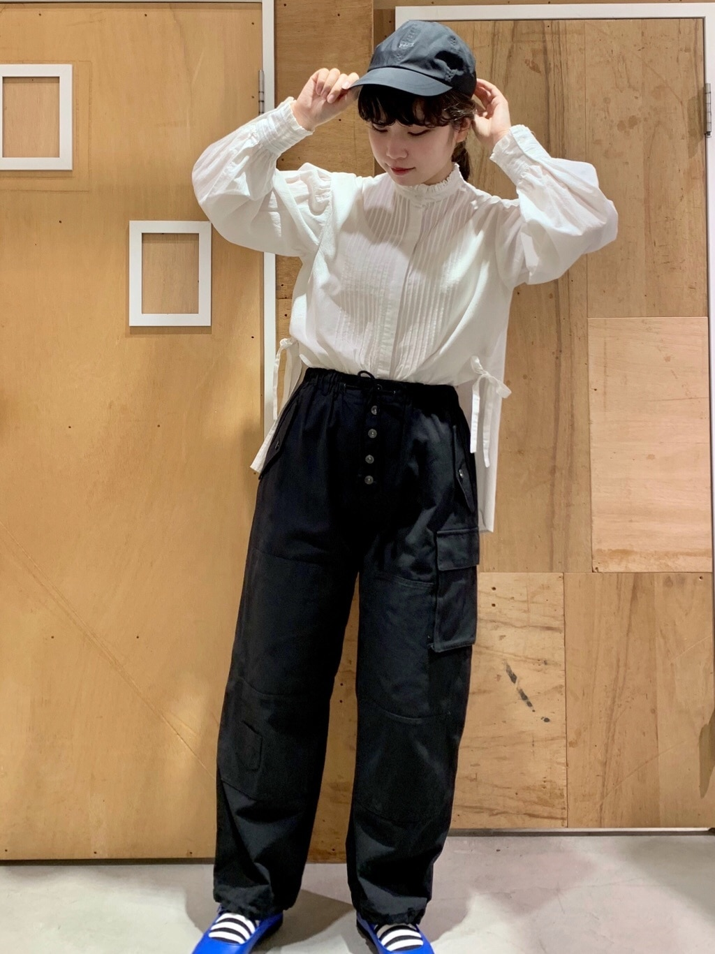 l'atelier du savon 新宿ミロード 身長:159cm 2020.07.24