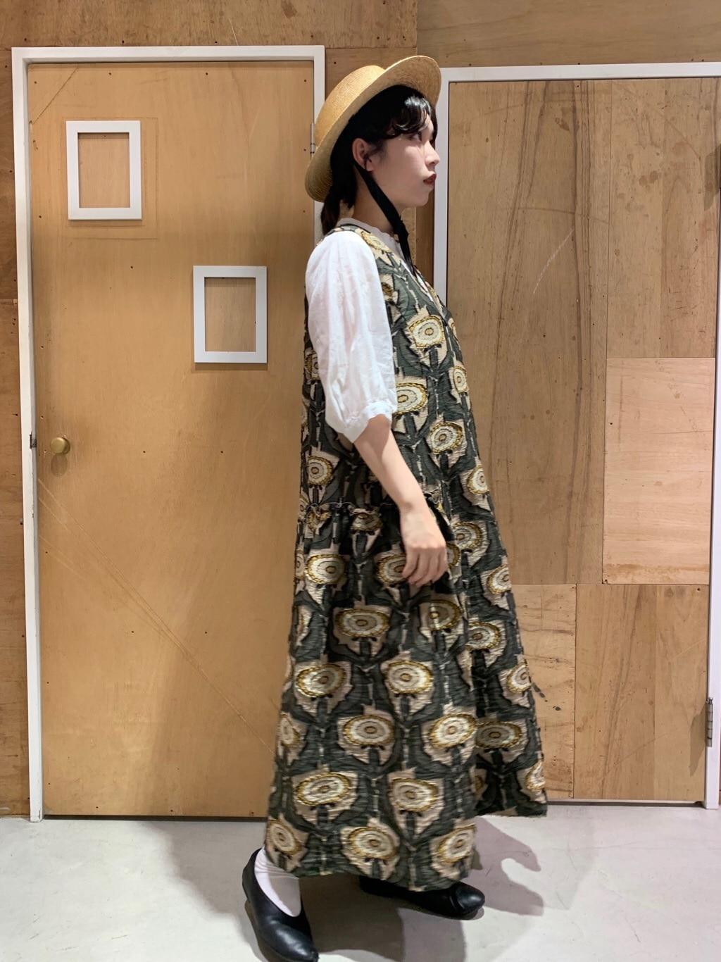 l'atelier du savon 新宿ミロード 身長:159cm 2020.08.13