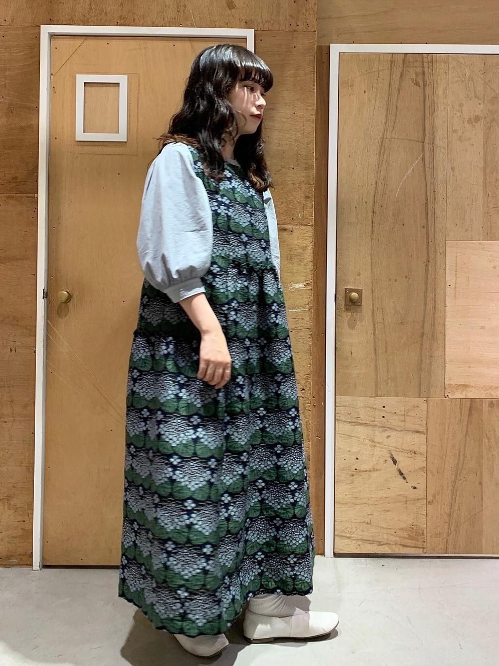 l'atelier du savon 新宿ミロード 身長:159cm 2020.09.14