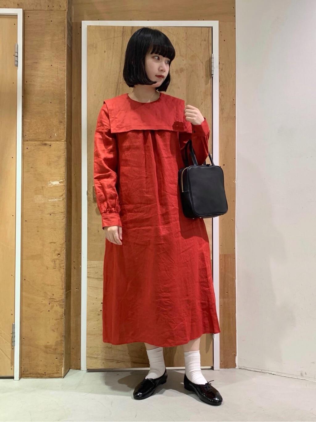 l'atelier du savon 新宿ミロード 身長:159cm 2021.03.10