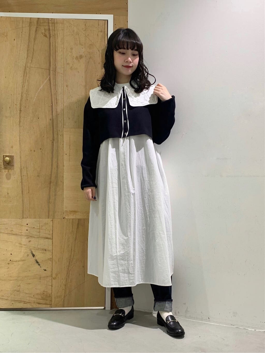 l'atelier du savon 新宿ミロード 身長:159cm 2021.09.07