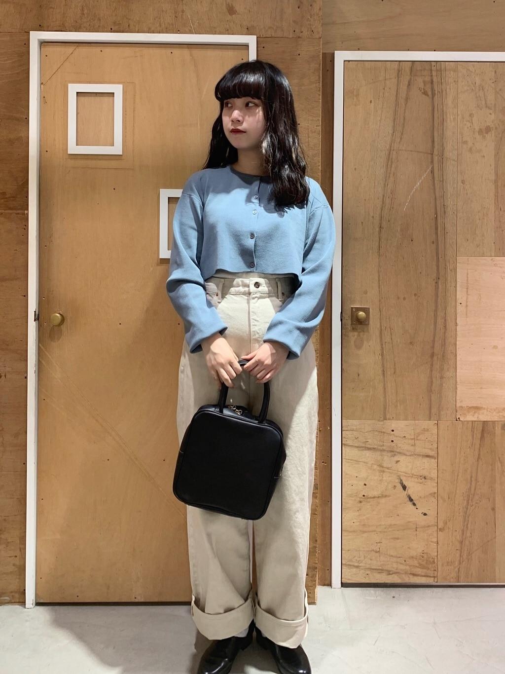 l'atelier du savon 新宿ミロード 身長:159cm 2020.09.06