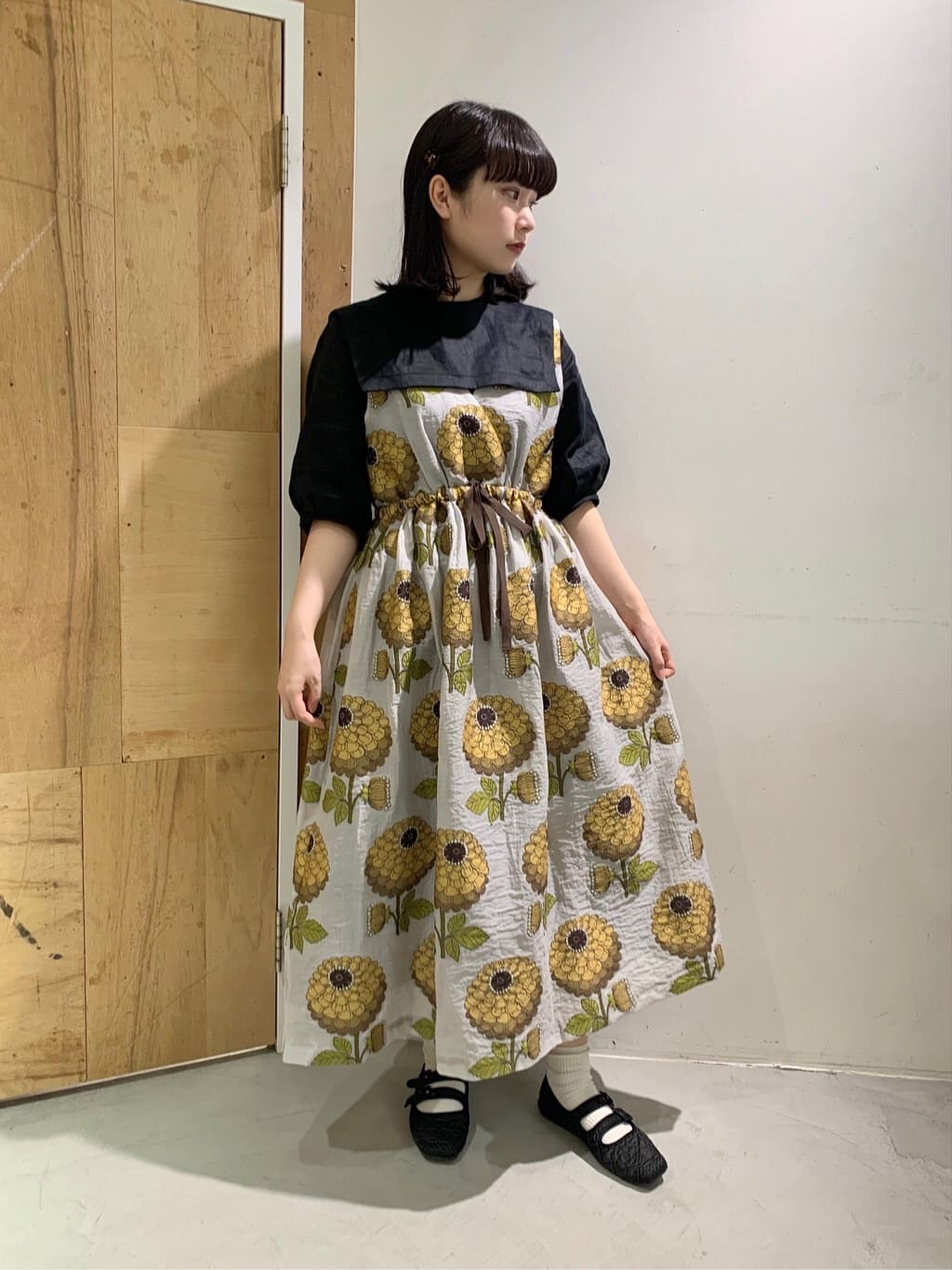 l'atelier du savon 新宿ミロード 身長:159cm 2021.06.30
