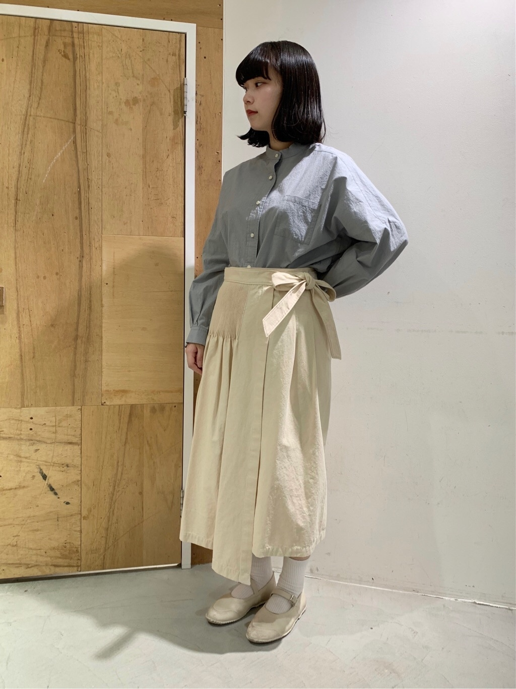 l'atelier du savon 新宿ミロード 身長:159cm 2021.01.08