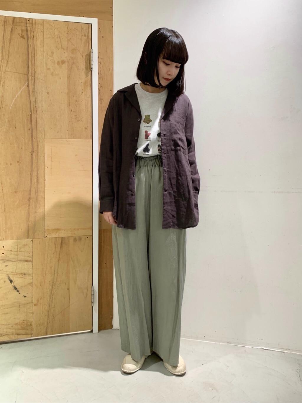 l'atelier du savon 新宿ミロード 身長:159cm 2021.01.09