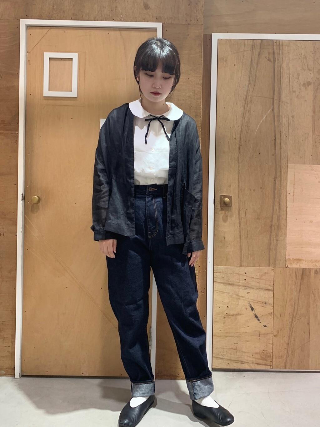 l'atelier du savon 新宿ミロード 身長:159cm 2020.08.31