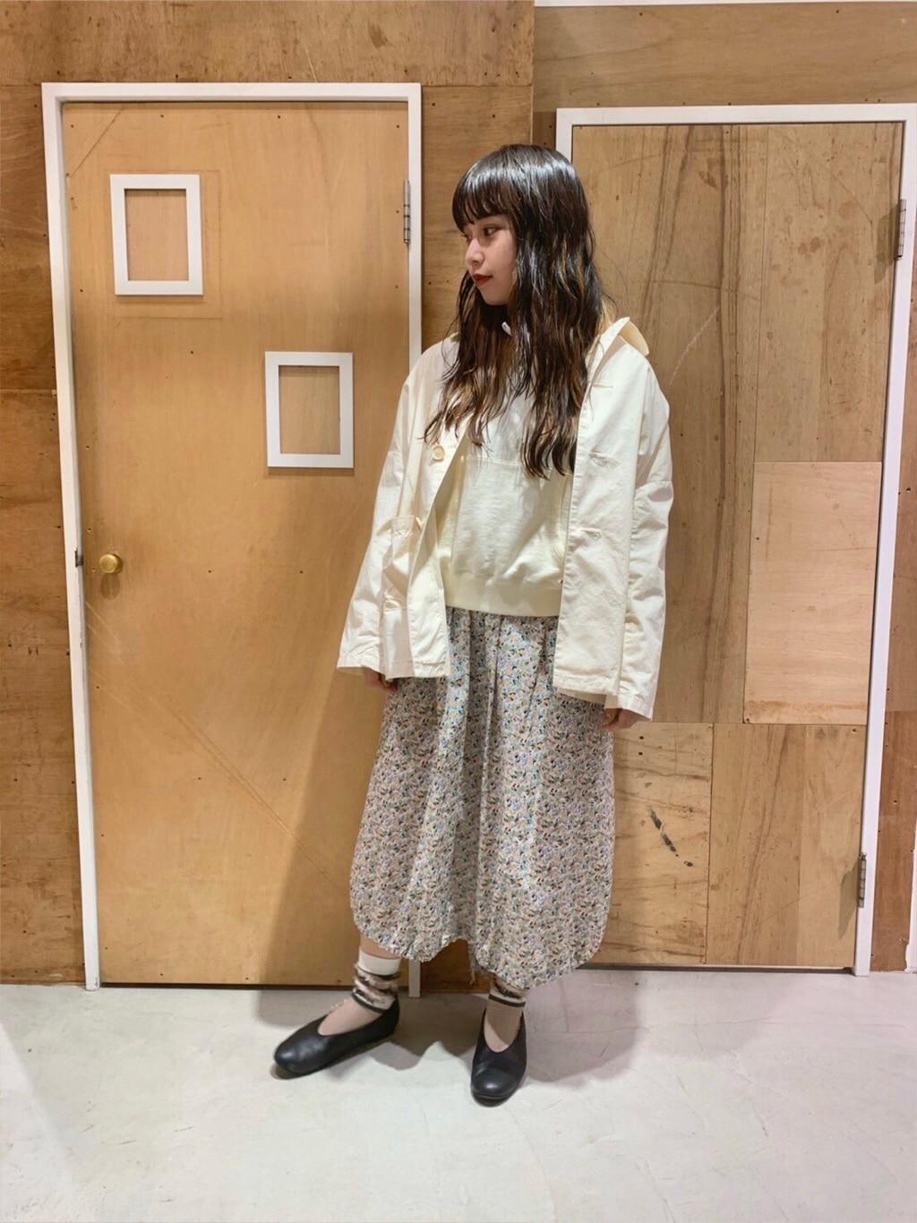 l'atelier du savon 新宿ミロード 身長:159cm 2020.04.18
