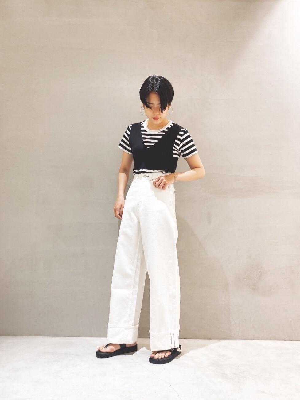 iki iki 渋谷パルコ 身長:163cm 2020.06.05