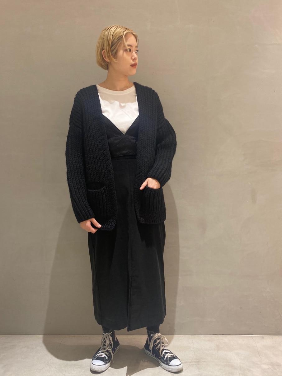 iki iki 渋谷パルコ 身長:162cm 2020.11.30