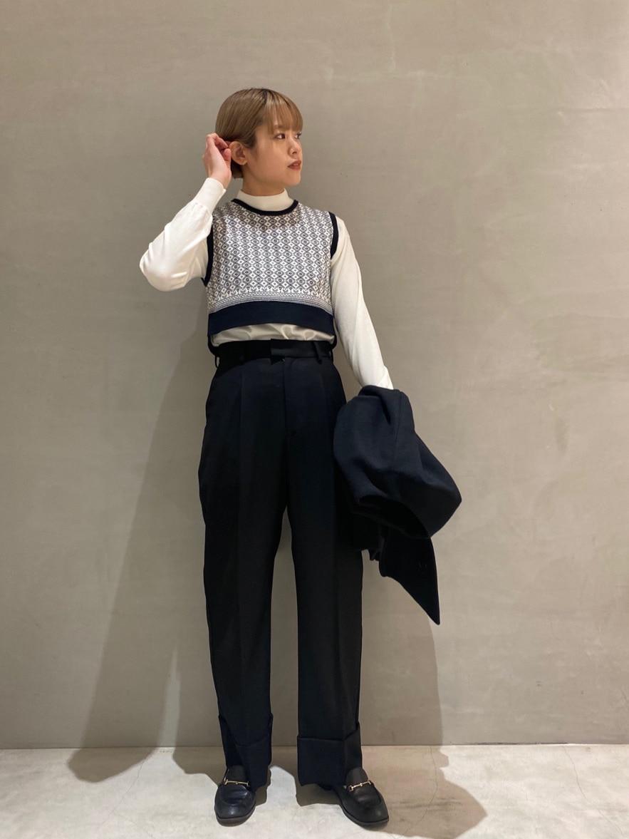 iki iki 渋谷パルコ 身長:162cm 2020.12.18