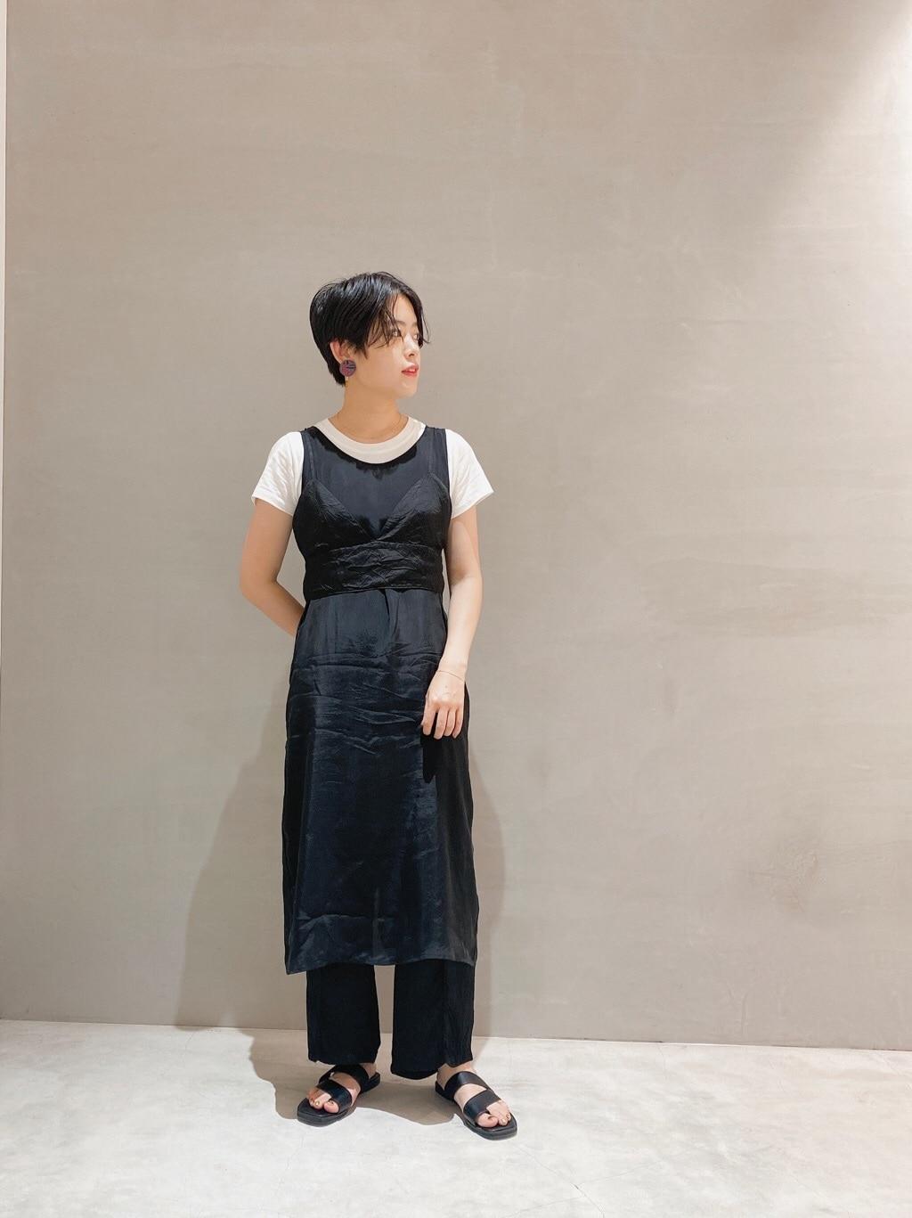 iki iki 渋谷パルコ 身長:162cm 2020.06.05