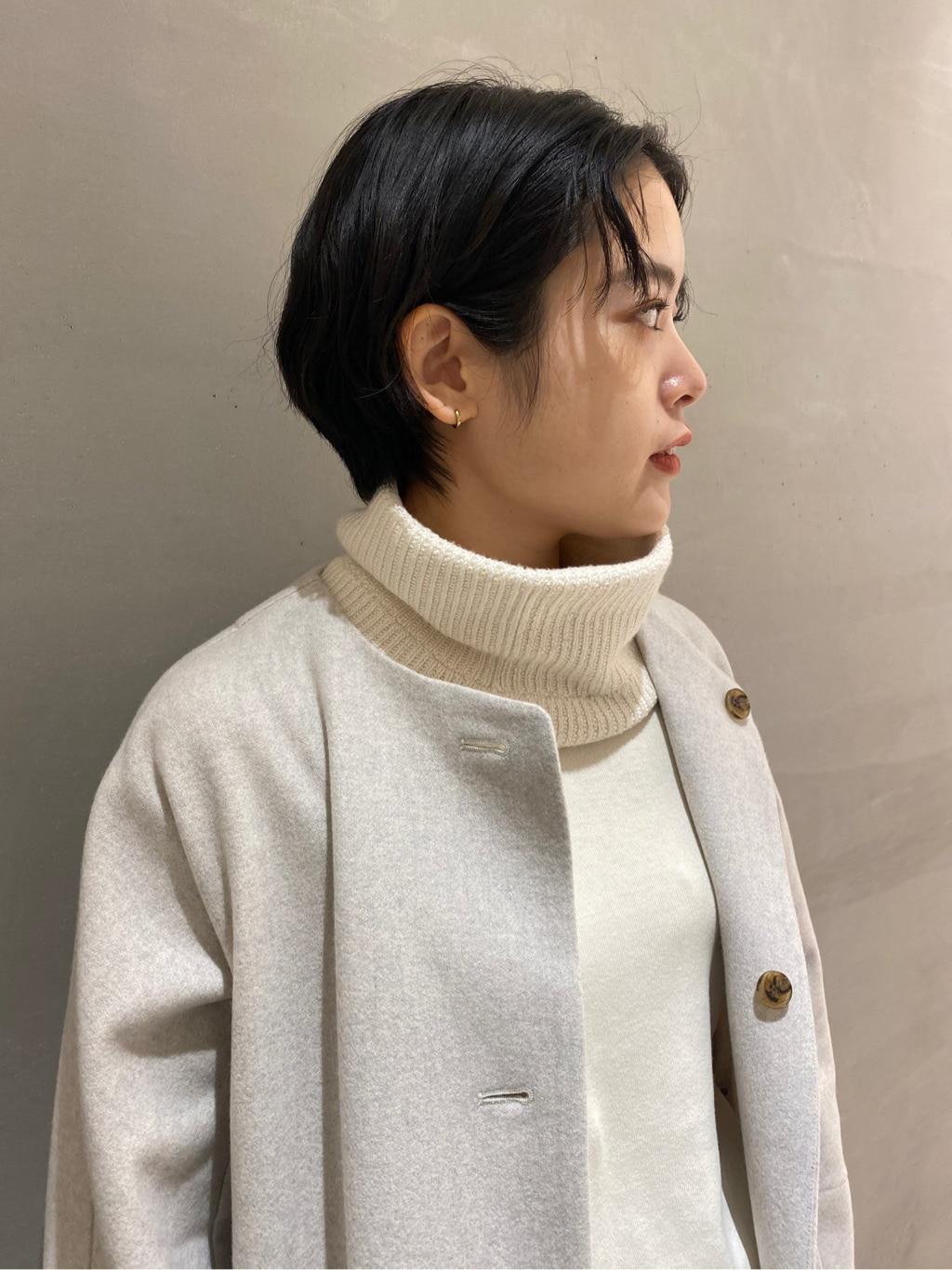 iki iki 渋谷パルコ 身長:162cm 2020.11.10