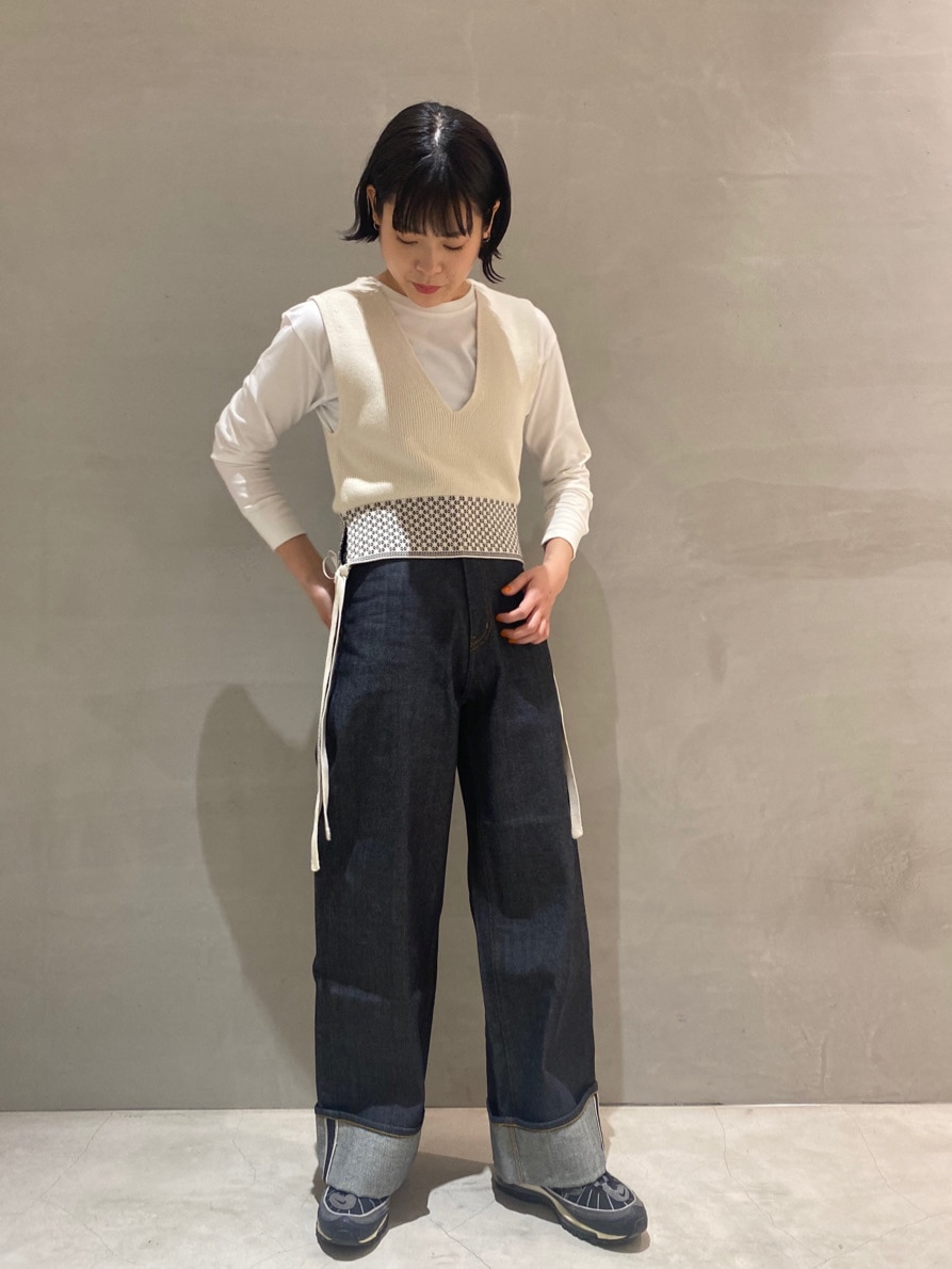 iki iki 渋谷パルコ 身長:162cm 2021.02.16