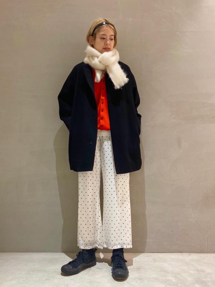 iki iki 渋谷パルコ 身長:162cm 2020.12.05