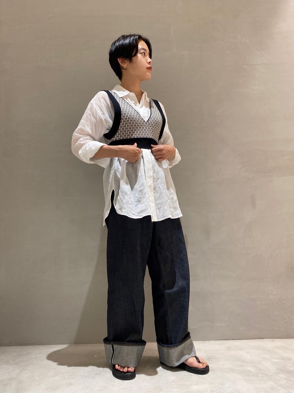 iki iki 渋谷パルコ 身長:162cm 2020.06.11