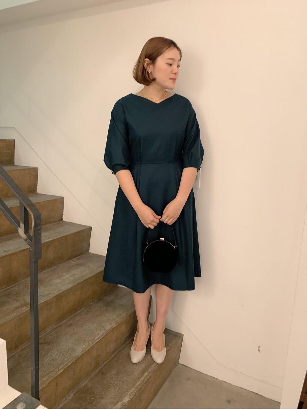 l'atelier du savon 京都路面 身長:166cm 2019.10.17