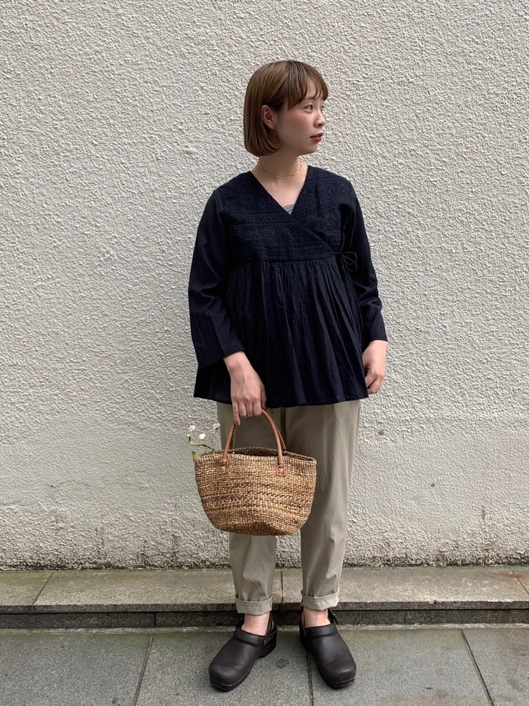 l'atelier du savon 京都路面 身長:166cm 2019.08.17