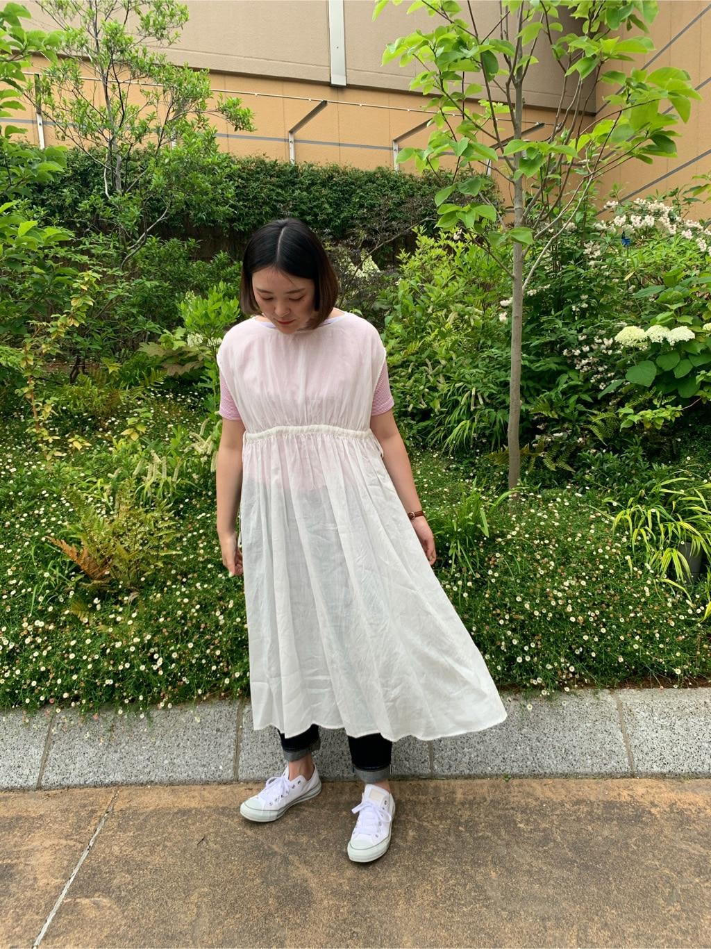 bulle de savon なんばシティ 身長:166cm 2020.06.16