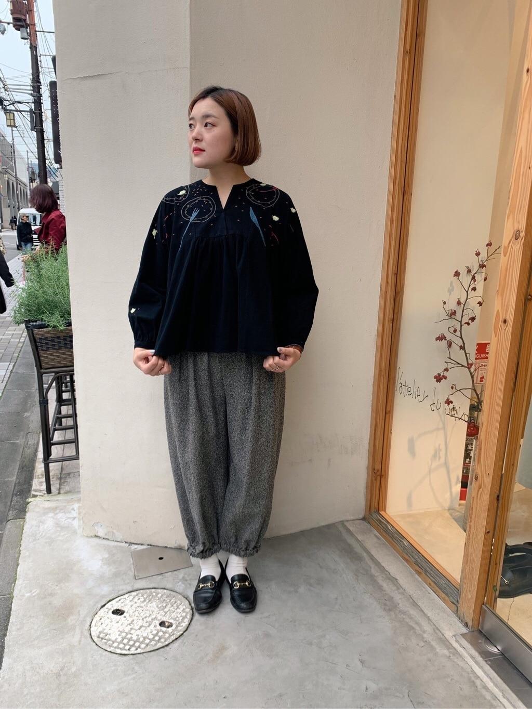 京都路面 2019.11.21