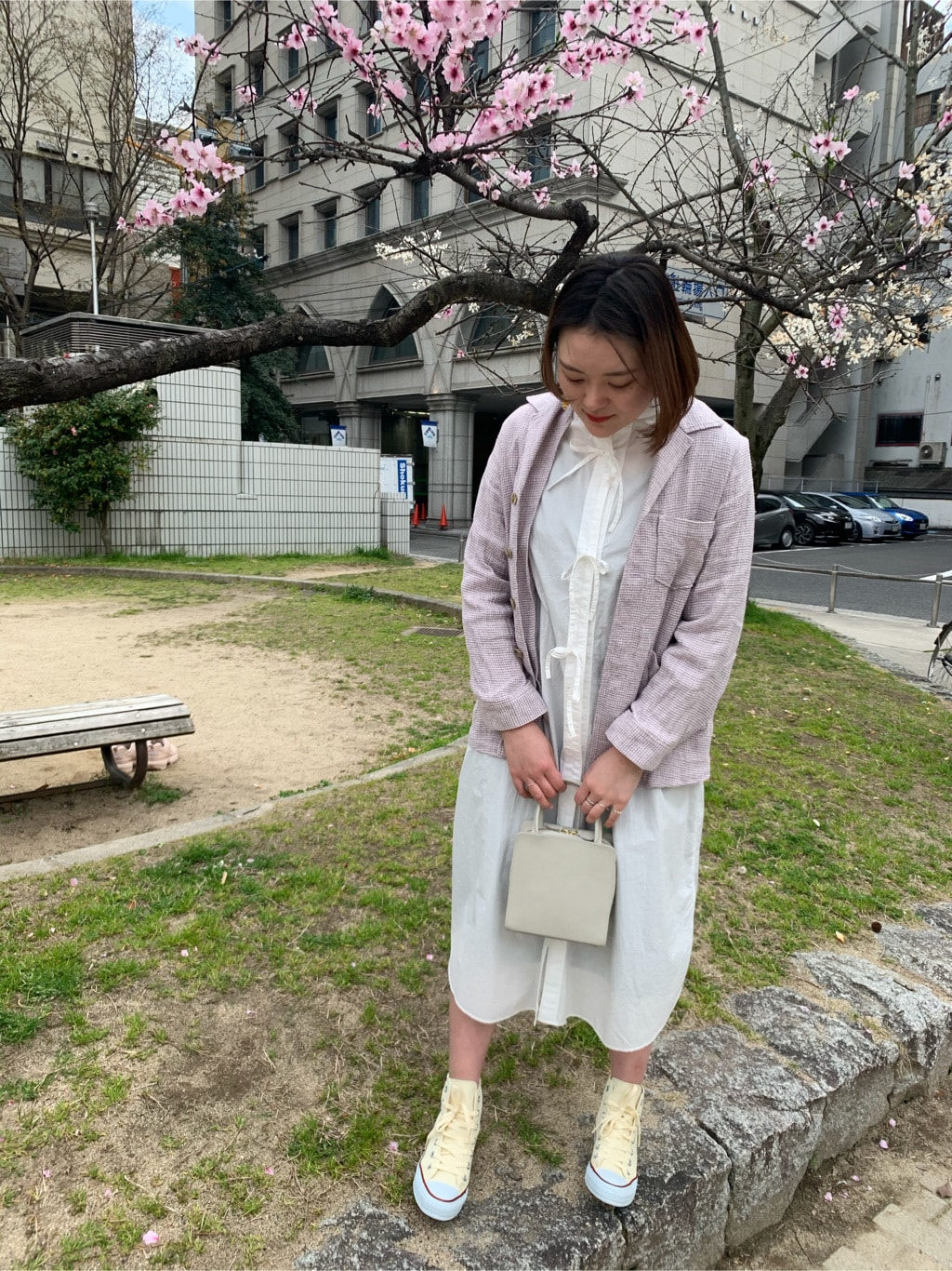 l'atelier du savon 広島パルコ 身長:166cm 2020.03.23