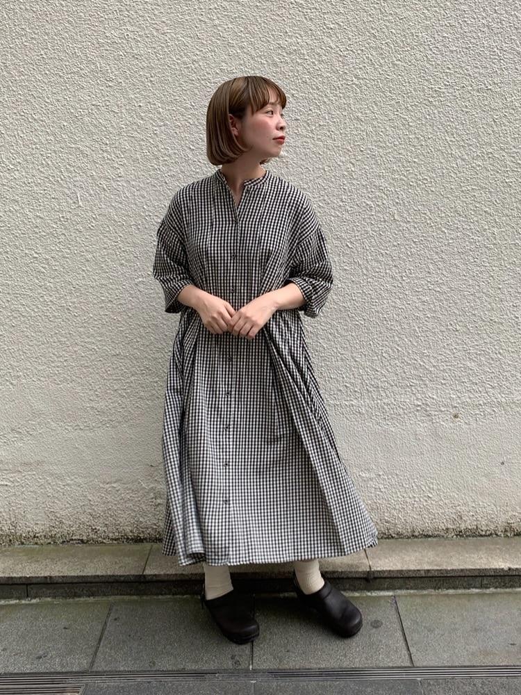 l'atelier du savon 京都路面 身長:166cm 2019.08.16