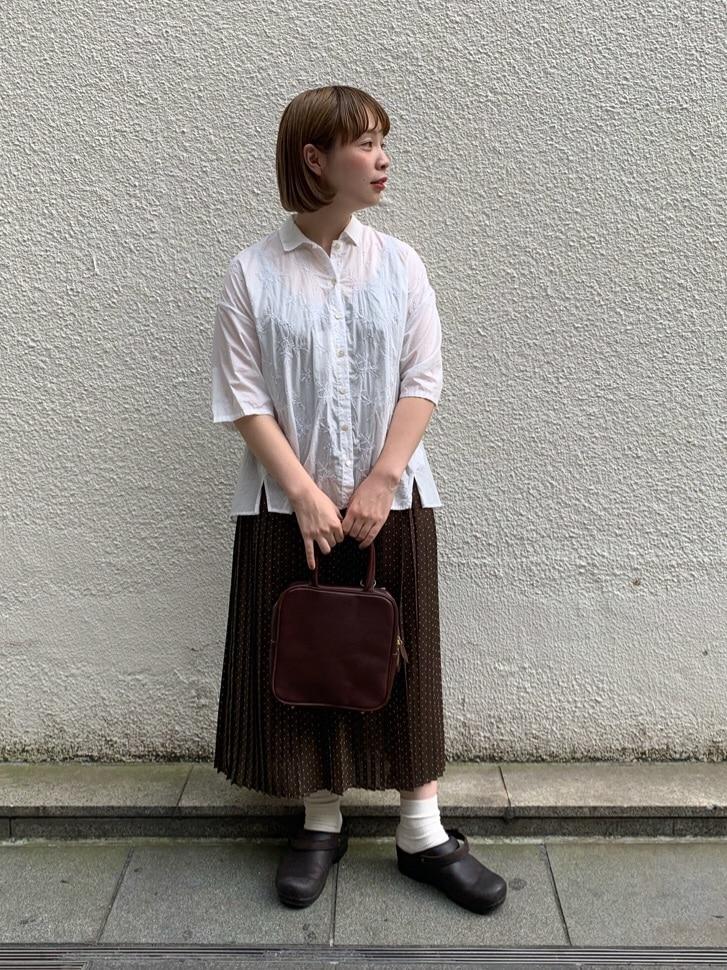l'atelier du savon 京都路面 身長:166cm 2019.08.20